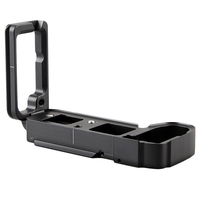 A9 Quick Release L Plate/Bracket Holder Hand Grip for Sony A9 A7Miii A7Riii A7R3 A7M3 Rrs Benro Sirui Compatible & Stretch