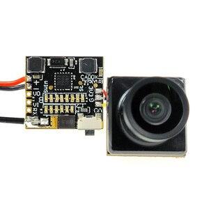 "Image 3 - Caddx اليراع 1/3 ""CMOS 1200TVL 2.1 مللي متر عدسة 16:9 / 4:3 NTSC/PAL FPV كاميرا مع VTX ل RC مولتيروتور FPV سباق بدون طيار"