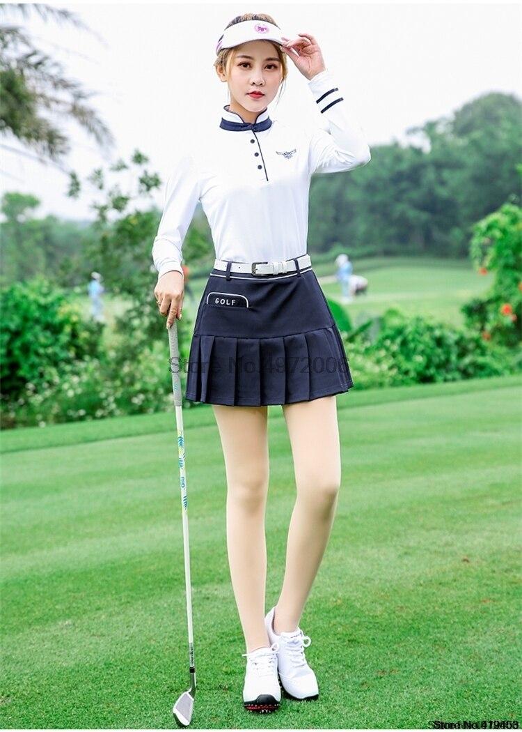 Pgm feminino a-line conjuntos de saia de