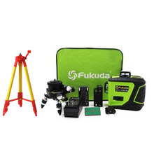 New 12 Line 3D laser level 360 Vertical And Horizontal Laser Level Self-leveling Cross Line 3D Green Laser Level with outdoor