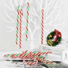 Crutch Hanging-Pendant-Ornament Candy-Cane Christmas-Tree-Decor Party-Decoration Xmas