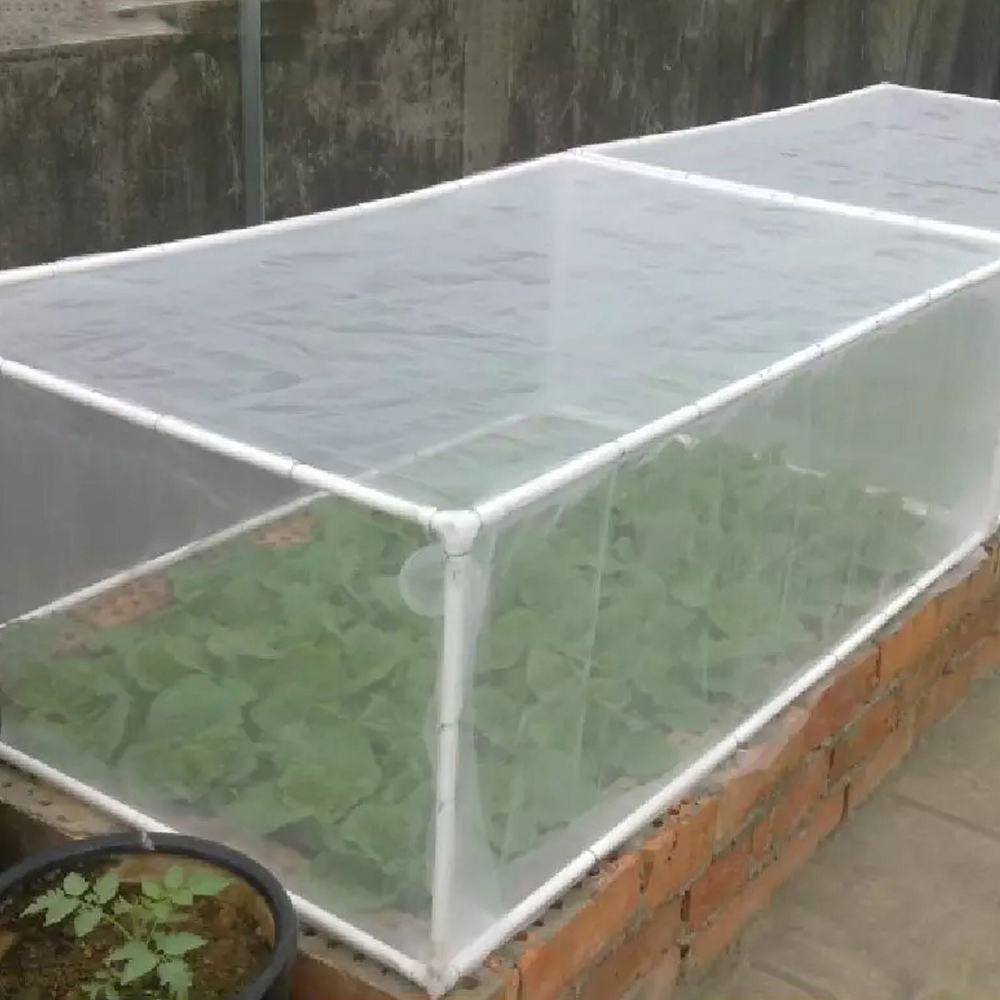 Greenhouse Protective Net Fruit Vegetables Care Cover Insect Net Plant Covers Net Garden Pest Control Anti-bird Mesh Net