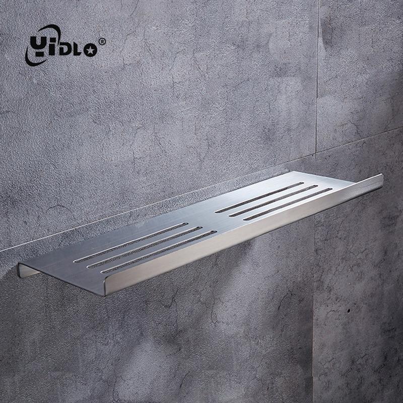 Bathroom Shelves Single Layer Stainless Steel Shower Corner Hanger Bathroom Shampoo Storage Hanging Household Tools A11 in Bathroom Shelves from Home Improvement