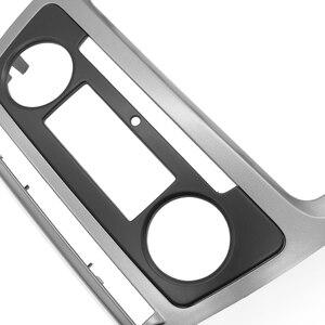 Image 5 - 2 Din Radio Frame konsola do Skoda Octavia 2010 ~ 2013 samochodowy sprzęt Audio Stereo DVD Panel montaż zestaw na deskę rozdzielczą montaż montażowy