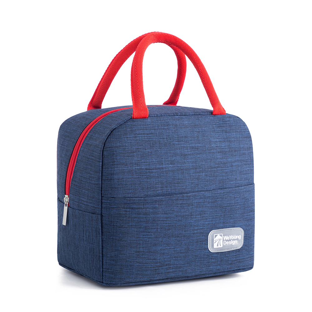 Weyoung Brand Tote Cooler Lunch Bag Thermal Insulated Food Bags Portable Picnic Lunch Box Bag for Men Women Kids