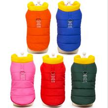 Warm Dog Clothes For Small Dog Windproof Winter Pet Dog Coat Jacket Padded Clothes Puppy Outfit Vest Yorkie Chihuahua Clothes s51112 bearing 60 85 17 mm 1pc abec 1 stainless steel thrust s 51112 ball bearings