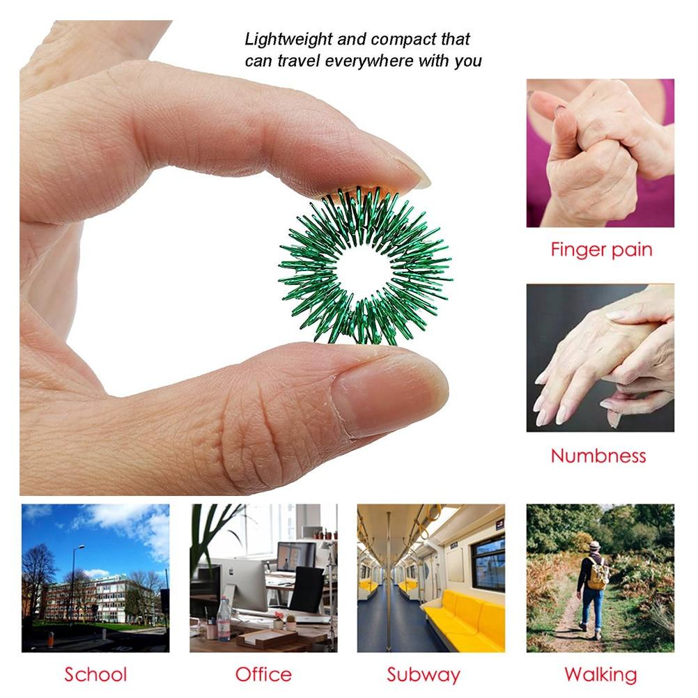 Toy Finger-Ring Anti-Toy Autism Stress 12pcs Kids img5