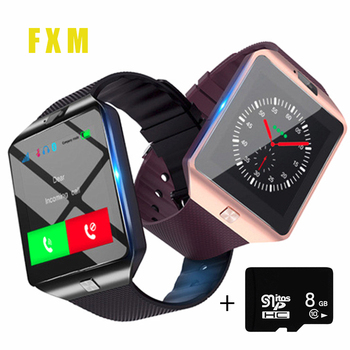 Big screen Bluetooth Smart Watch Men DZ09 Relojes Smartwatch Relogios TF SIM Camera For IOS iPhone Samsung Huawei Android Phone