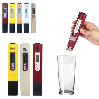 Protable LCD Digital TDS PH Meter Pen of Tester Accuracy 0.01 Aquarium Pool Water Wine Urine Automatic Calibration Measuring Hot digital atc ph meter tester water food fishing tank quality analyzer lcd pen ph monitor automatic calibration glass electrode