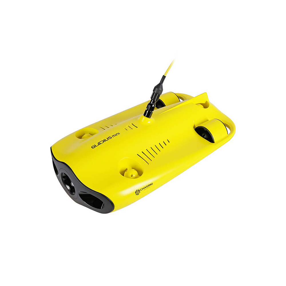 Brand New Chasing Innovation Gladius Mini Underwater Drone with 4K Camera 100M / 50M Depth With Backpack