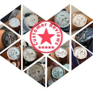 Image 5 - Mens שעונים למעלה מותג יוקרה Belushi צבאי שעונים Mens ספורט קוורץ שעון יד עמיד למים עור זכר שעון Reloj Hombre