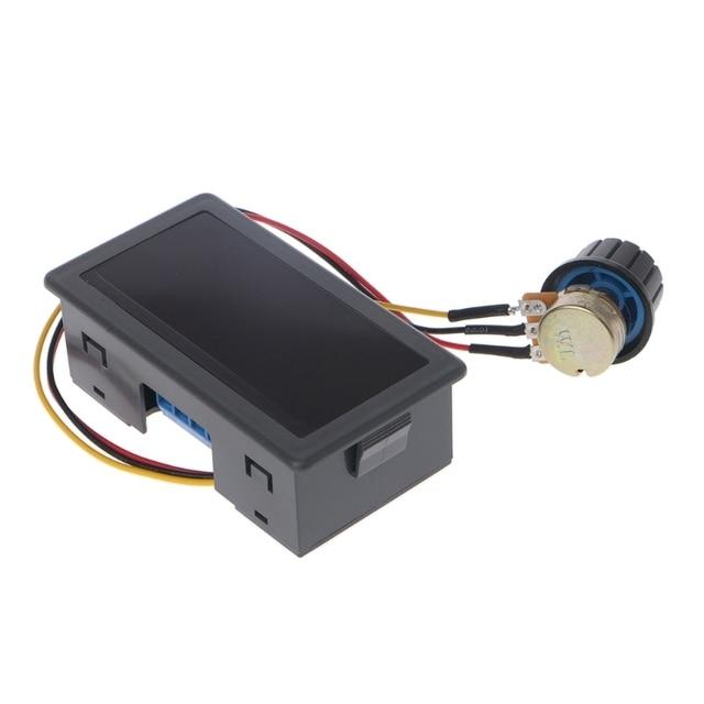 Купить dc 6 30v 12v 24v 15a макс шим контроллер скорости двигателя картинки цена