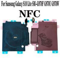 אנטנה עבור Shyueda על המקורי חדש עבור סמסונג גלקסי S10 לייט SM-G970F G970U G970W לטעינה אלחוטית צ