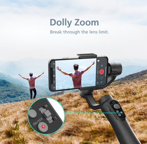 Image 4 - ZHIYUN Officiel CINEPEER C11 Gimbal Stabilisateur Smartphone 3 Axes Handheld Stabilisateur Compatible avec iPhone 11 XS Huawei Xiaomi Samsung Android VLOG VS Funsnap DJI