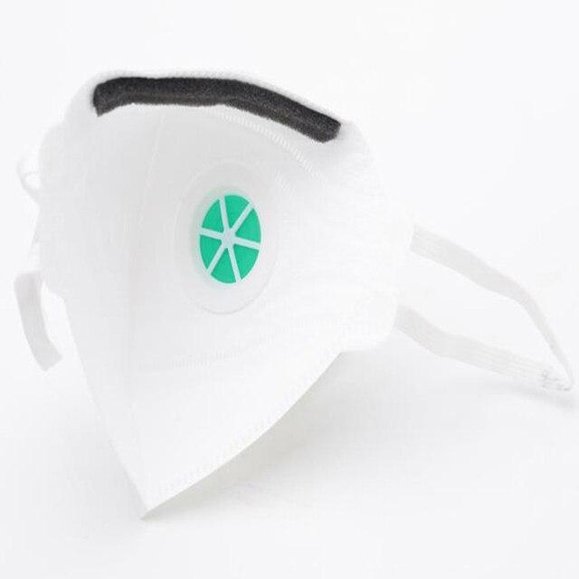 1~20PCS KN95 Mask breathing valve Antivirus Pm2.5 Face Mouth Mask Flu Facia Dust Filter Mascarilla Respirator Template FFP2 FFP3 3
