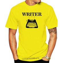 Men T shirt Writer - Classic Typewriter - Author Writing funny t-shirt novelty tshirt women