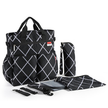 Get more info on the New Baby Diaper Bag For Mom Handbag Large Capacity Multifunction Nappy Bag For Stroller Tote Shoulder Bags 5 Colors