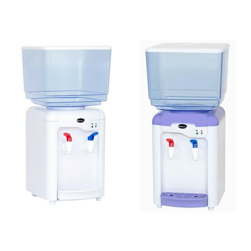 WATER DISPENSER LIQUID 7 LITERS WITH 2 TAPS FAUCET COLD AND TIME 7L