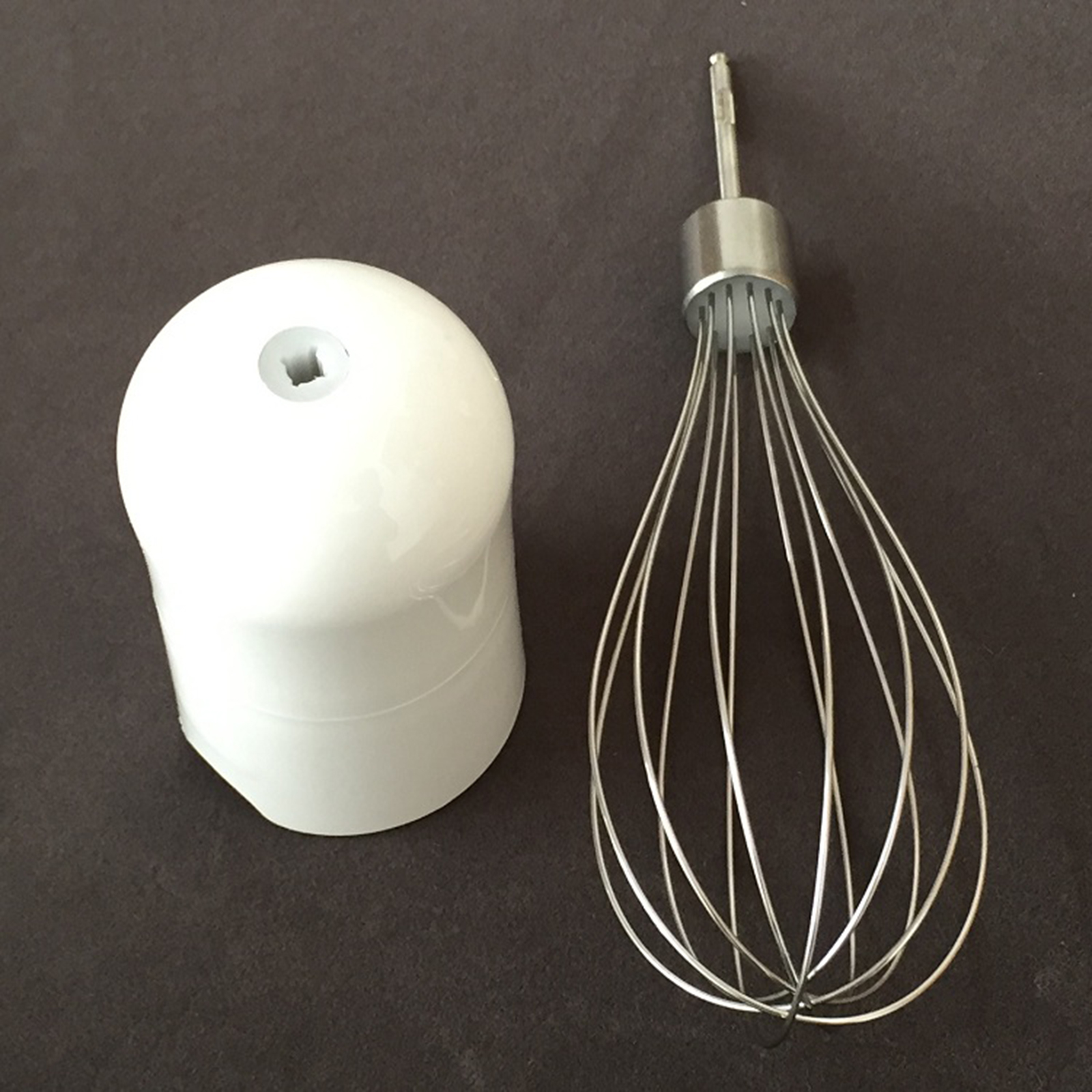 1PC Egg Beater For Philips HR1601 HR1603 HR1604 HR1607 HR1608 HR1609 Blender Accessories For Philips Mixer Couplings Parts