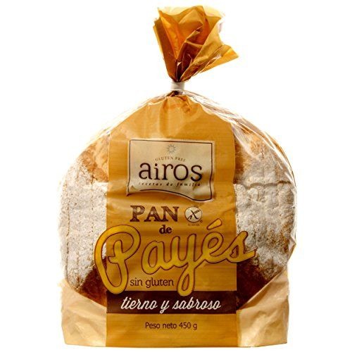 Airos Pan Payes Coupées Fraîches S / G
