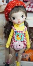 Кукла HeHeBJD 1/8, куклы Dong Xu, куклы с свободными глазами bjd, популярные куклы bjd baby, игрушки