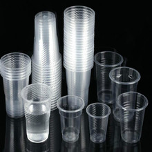150ML 220ML 250ML 300ML disposable cups plastic for desserts ice cream cup takeaway food packaging dessert