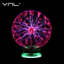 Новинка волшебный плазменный шаровой светильник электрическая