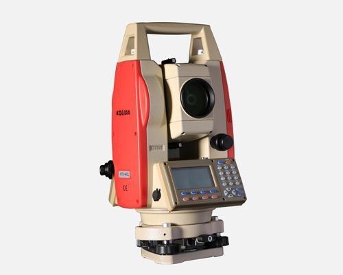 Total Station Kolida KTS442R6LC Laser Optical Plummet Survey Equipments Made By China Brand