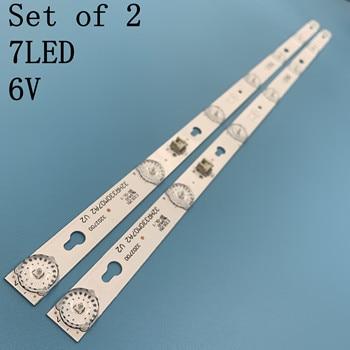 LED Backlight Lamp strip For TCL TV TCL L32F3303B YHA-4C-LB320T-YHL LVW320CSOT E227 32HR330M07A2 550mm