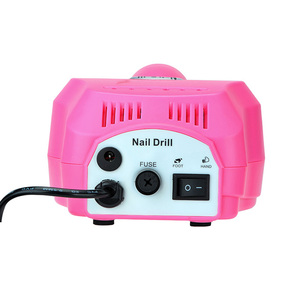 Image 2 - 35000/20000 Rpm Electric Nail Boor Machine Set Mill Cutter Bits Voor Manicure Pedicure Gel Cuticle Roterende Bestand Sterke Apparaat