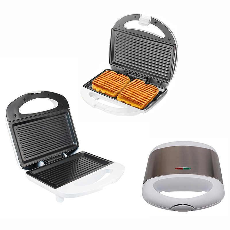 فرن لخبز العيش الكهربائية شواء اللحوم ستيك همبرغر الإفطار آلة مقلاة الشواء لوحة المملكة المتحدة التوصيل