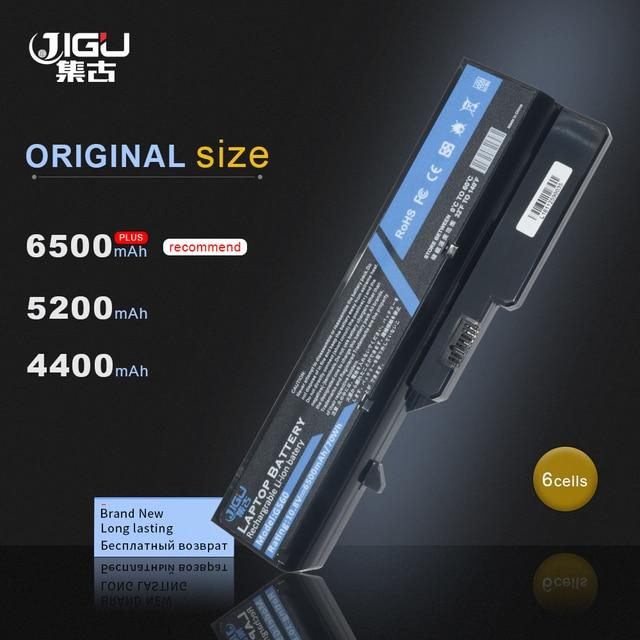 Bateria do laptopa jigu L09M6Y02 L10M6F21 L09S6Y02 L09L6Y02 dla Lenovo G460 G465 G470 G475 G560 G565 G570 G575 G770 Z460