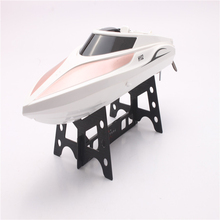 цена на RC Electric Racing Boat Outdoor H102 High Speed 28km/h 2.4G RC Boat RC Boat Racing Remote Control Boat For Kids Toys Gift