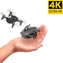 Дрон 4k камера hd 1080p 720p 480 селфи Карманный rc Квадрокоптер