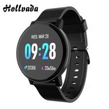 Новинка, спортивные умные часы, водонепроницаемые часы на системе Android, женские и мужские умные часы, пульсометр, кровяное давление, умные часы для IOS телефона