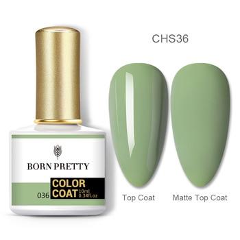 BORN PRETTY Nail Gel 120Colors 10ml Gel Nail Polish Soak Off UV LED Gel Varnish Holographics Shining Nagel Kunst Gellack 99