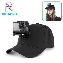 DJI Spiritual ตา Osmo Action ใต้น้ำ Action กล้องหมวกหมวกเบสบอลหมวกสไตล์วิทยาลัย Shade