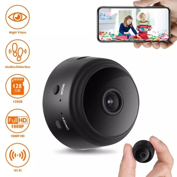 Mini Wifi IP Camera 1080P Sensor Night Vision Camcorder Motion DVR Micro Webcam Sport DV Video Security Camera Baby Monitor image