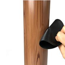 Резиновый ролик для рисования скребок 3d Имитация древесины
