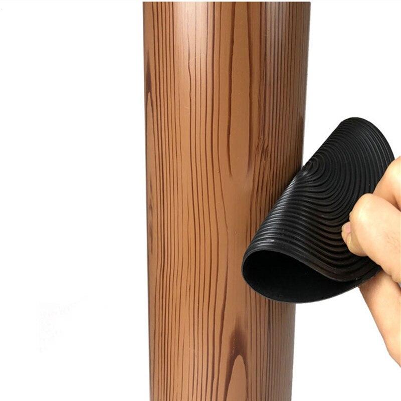 Rodillo rascador de pintura de goma 3D, imitación de madera, patrón de  grano, cilindro, pared, pintura decorativa, textura, arte, cepillo|Juegos  de herramientas de pintura| - AliExpress