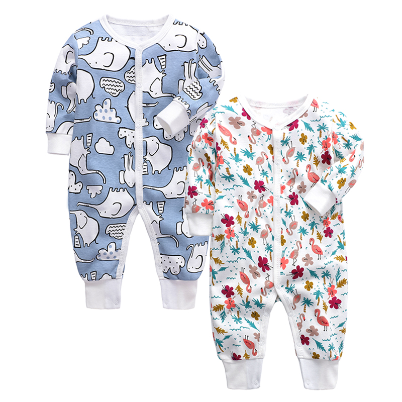 Brand New 100/% Organic Cotton Baby/'s Longsleeve Romper 0-3 months