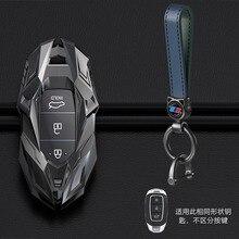 غطاء مفتاح السيارة من سبائك الزنك ، غطاء حماية لهيونداي i30 Ix35 Kona Encino Solaris Azera أكسنت TM Palisade Santa Accessories ، جديد