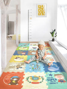 BabyGo Puzzle Baby Play Mat XPE Foam Waterproof 2cm Thickened children's Carpet Crawling