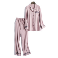 New Fashion Suit for Pregnant Spring and Summer Pure Cotton Pajamas Pregnant Women Thin Household Clothes Nursing Pyjama Sets