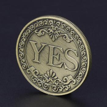 Yes/No Coin 1