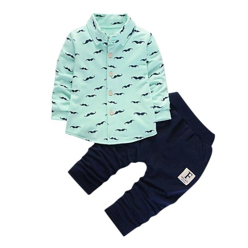 Autumn Baby Boy Clothes Set Children Clothing Sets Products Kids Clothes Baby Boys T-shirts+Pants 2PCS Tracksuit