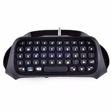 New 2019 for Sony PS4 PlayStation Mini Wireless Bluetooth Keyboard for PS4 Handle Keyboard for PlayStation 4