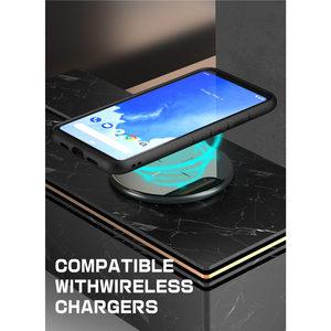 Image 2 - Supcase Voor Google Pixel 4 Case (2019 Release) ub Stijl Anti Klop Premium Hybrid Beschermende Tpu Bumper Clear Pc Cover Case