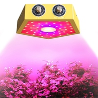 LED Grow Light COB Chip Phyto Lamp Full Spectrum 1000W for Indoor Plant Seedling Grow and Flower Growth Lamp US Plug