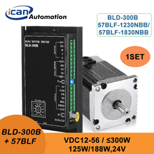 ICAN Brushless Motor Driver Controller 188W 125W 300W Best Bldc Motor